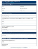 2015 WYCUP nomination form
