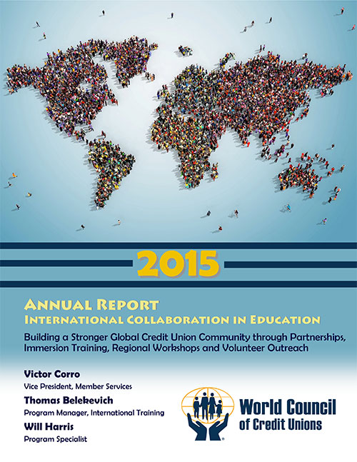 Partnerships Annual Report 2015