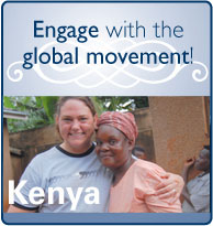 Engagement Program to Kenya